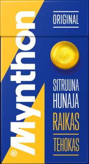 Mynthon C Sitruuna-Hunaja 39g