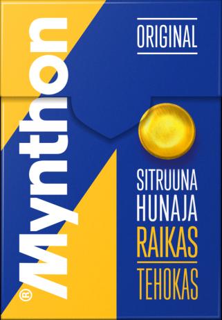 Mynthon C Sitruuna-Hunaja 85g