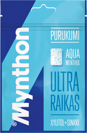 Mynthon purukumi Aqua Menthol