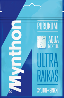 Mynthon purukumi Aqua Menthol 44g