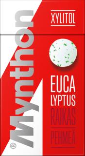 Mynthon Xylitol EucaMenthol kalsium+B 30g