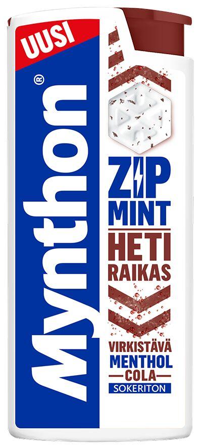 Mynthon Zipmint Menthol Cola
