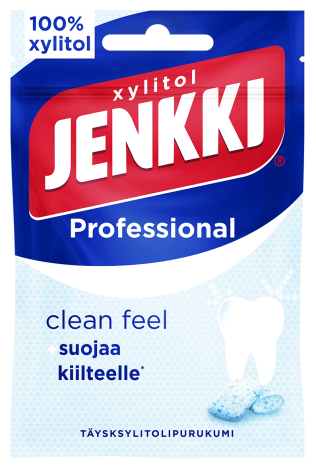 Jenkki Professional Clean Feel Peppermint 44g
