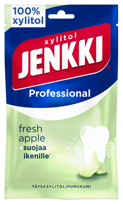 professional fresh apple suojaa ikenille