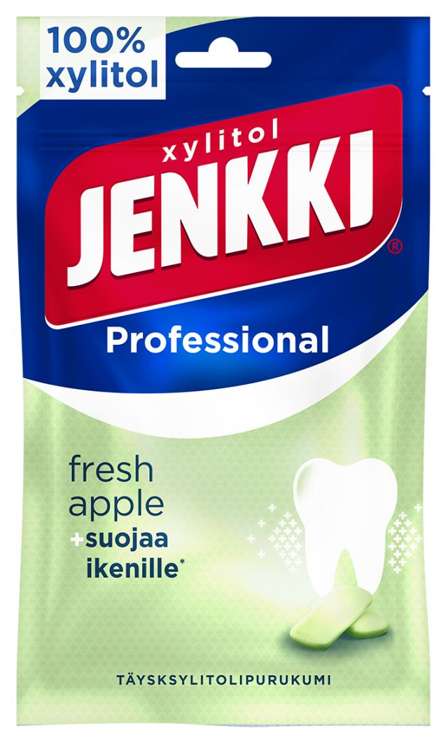 Jenkki Professional Fresh Apple 80g