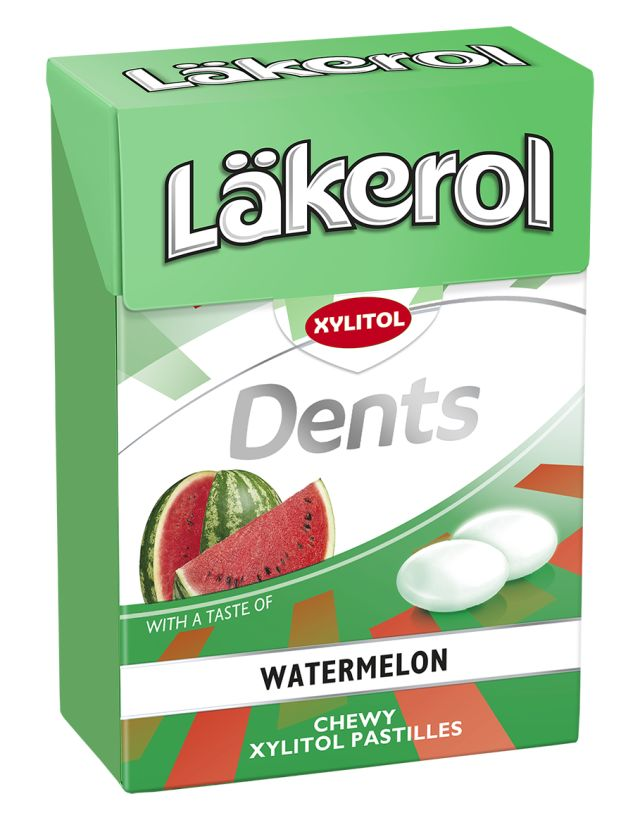 Läkerol Dents Watermelon