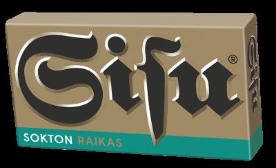 Sisu Raikas Sokton 36g