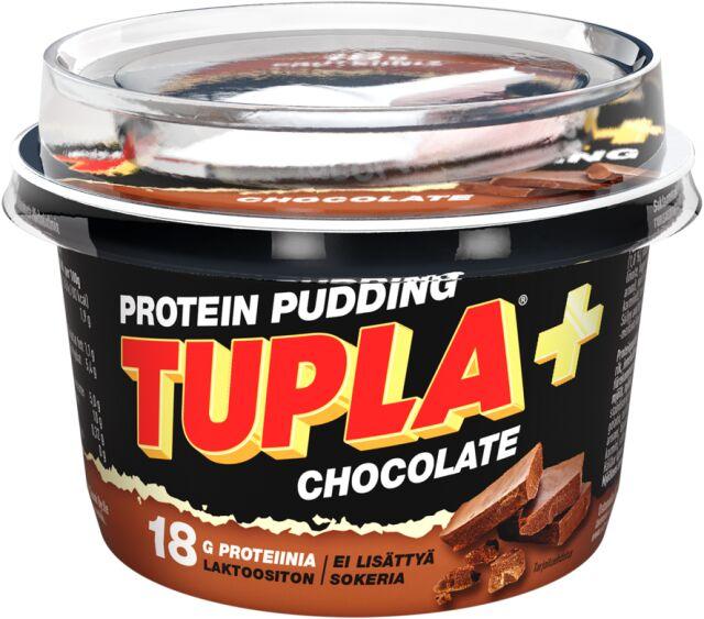 TUPLA+ proteiinivanukas suklaa