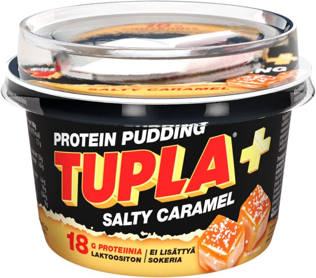 TUPLA+ proteiinivanukas suolainen kinuski