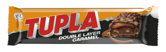 Tupla Double Layer Caramel 48g